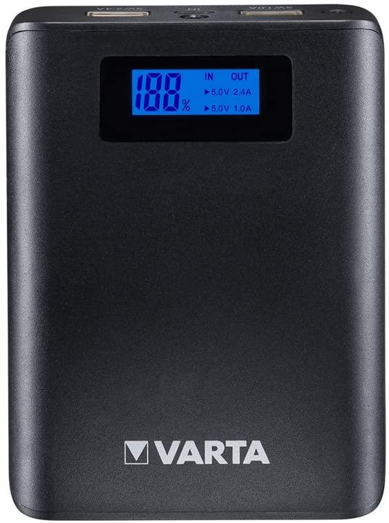 VARTA LCD PowerBank 7800