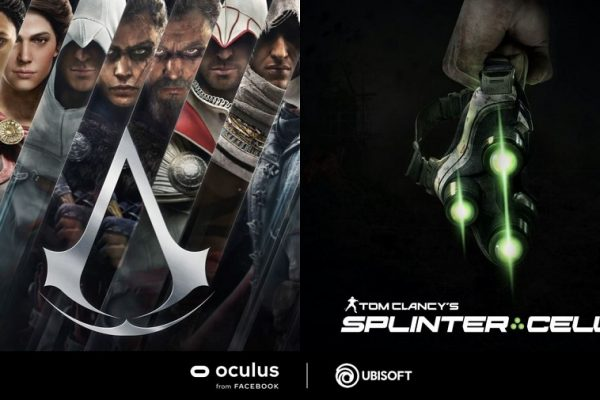 assassin's creed VR splinter Cell VR