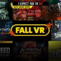 Humble Bundle FALL VR bundle