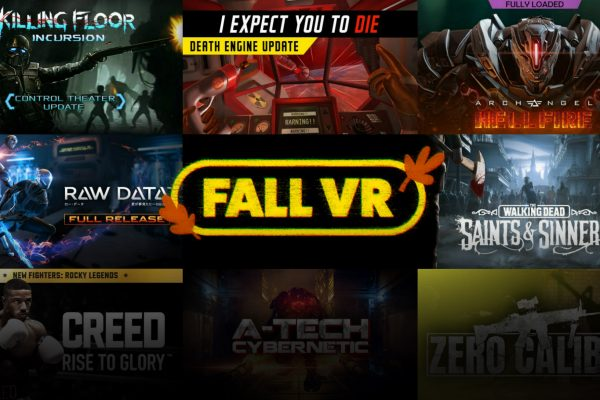Humble Bundle FALL VR bundle