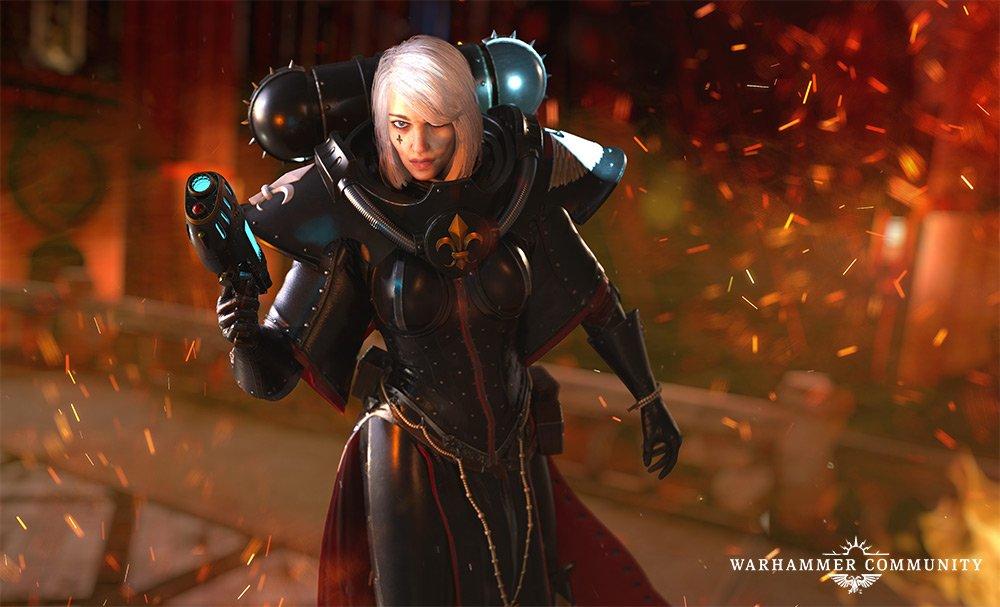 Warhammer 40,000: Battle Sister